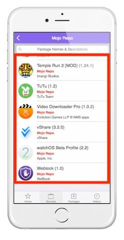 download mojo installer iphone ipad